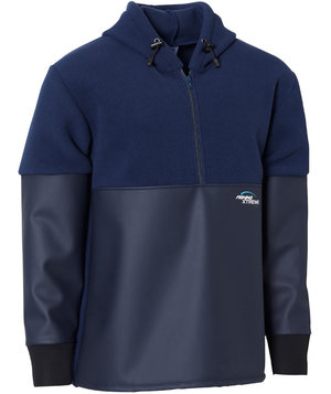Elka Fishing Extreme Fleece Anorak, Navy