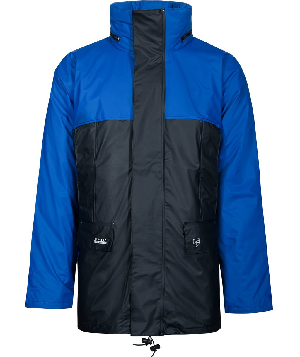 Lyngsøe winter jacket, Royal Blue/Marine