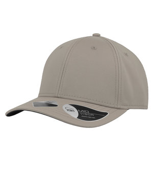 Atlantis Base Cap, Grey