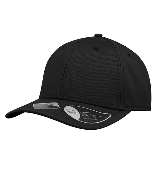 Atlantis Base Cap, Black