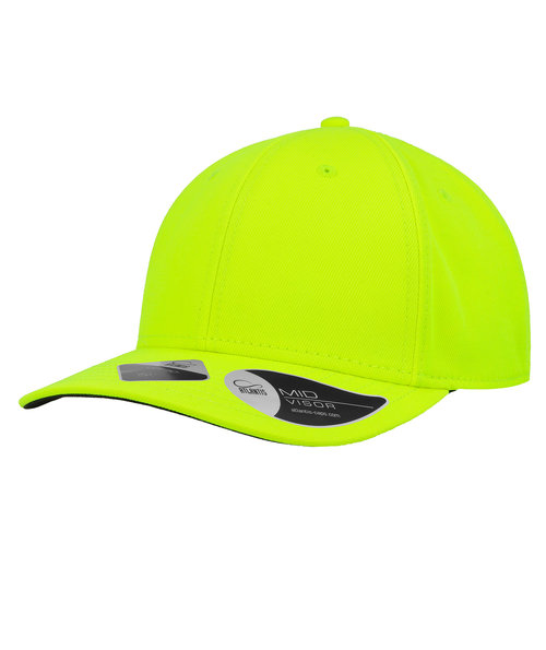 Atlantis Base Cap, Yellow Flou