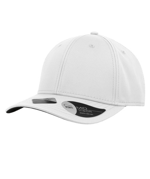 Atlantis Base Cap, White