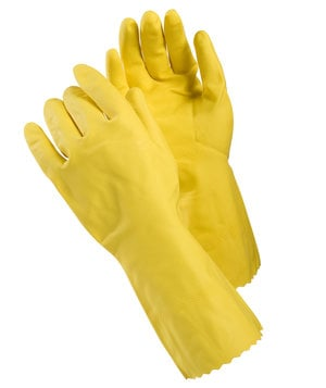 Tegera 8145 chemical protective gloves, Yellow