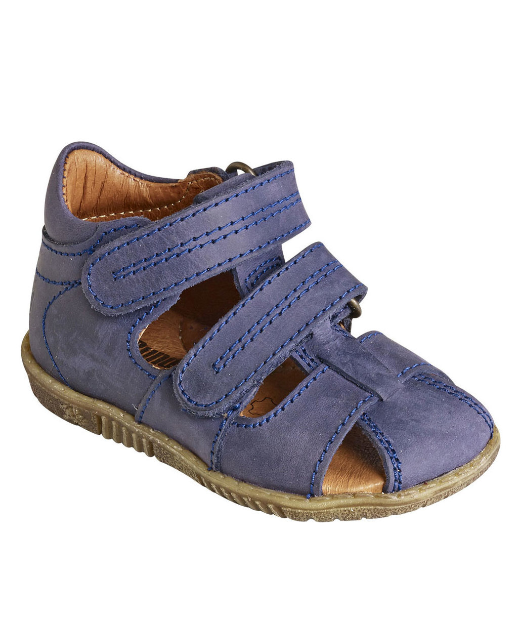 Bundgaard Ranjo sandals for kids, Navy