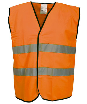 Tranemo vest, Hi-Vis Orange
