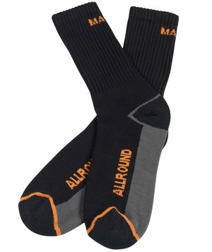 Mascot Mongu 3-Pack socks/work socks, Black