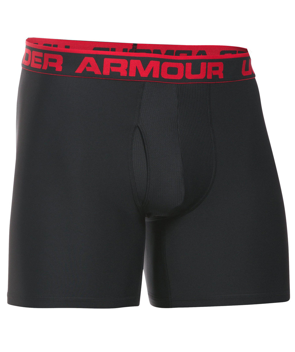 Under Armour boxershorts, Sort