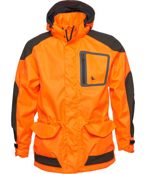 Seeland Kraft jacket, Hi-Vis Orange