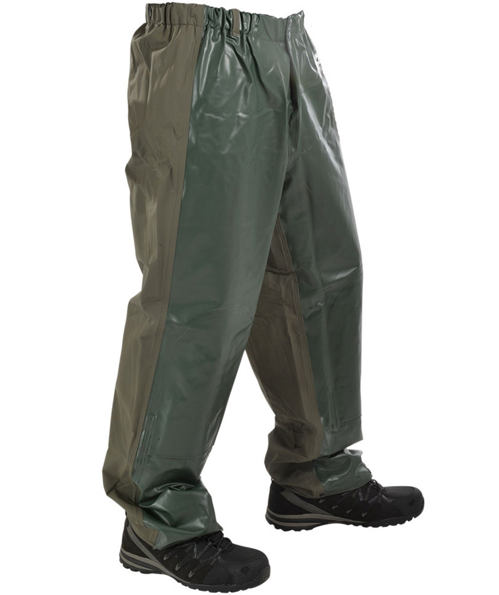 Ocean Combi trousers, Olive Green