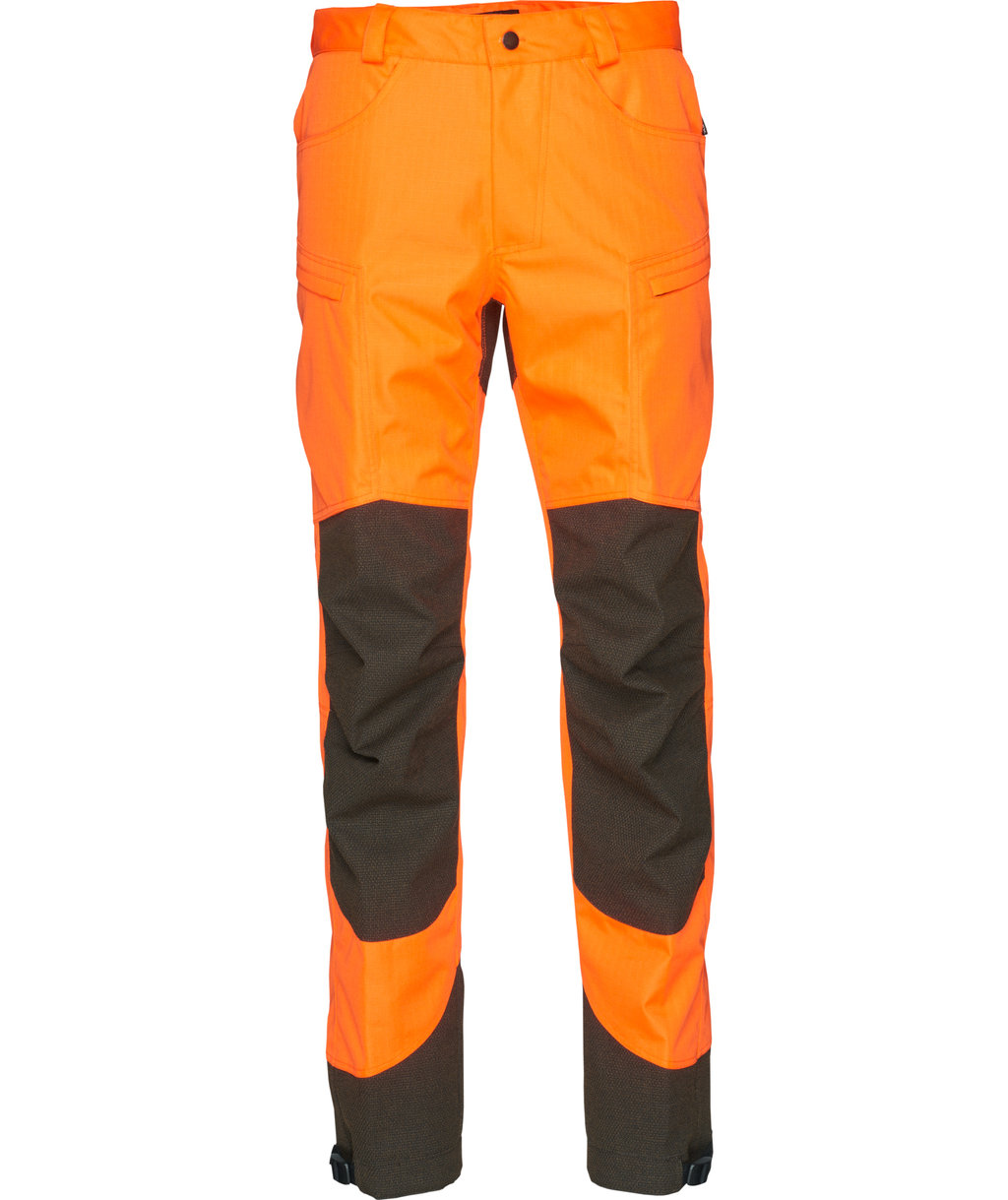 Seeland Kraft trousers, Hi-Vis Orange
