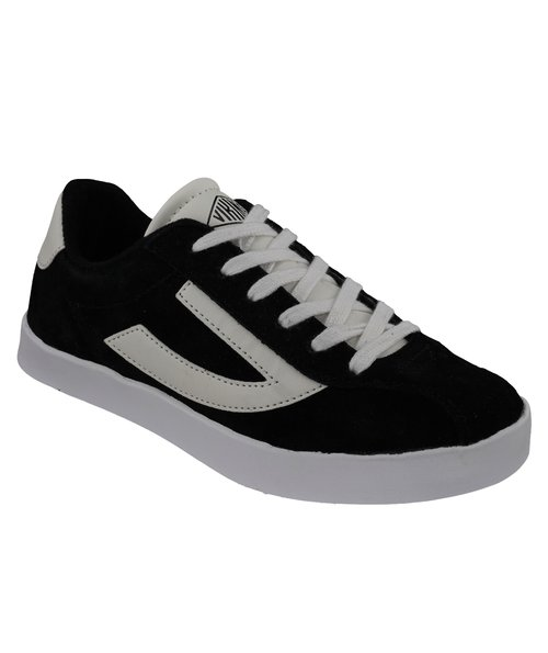 Viking Retro Trim Jr sneakers, Black/Eggshell