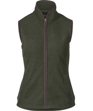 Seeland Woodcock fleece vest dame, Classic green
