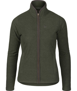 Seeland Woodcock women's fleece jacket, Classic green