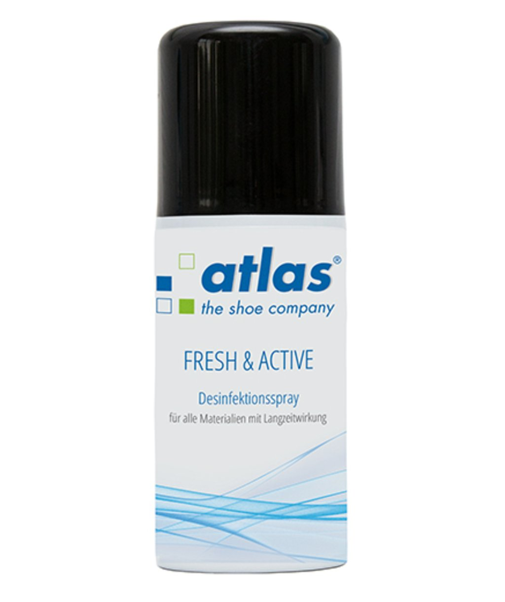 Atlas Fresh & Active desinfektionsspray, 150 ml, Transparent