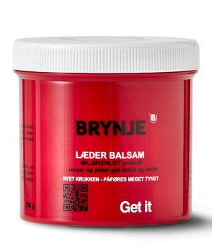 Brynje leather conditioner, 200 g, Nature