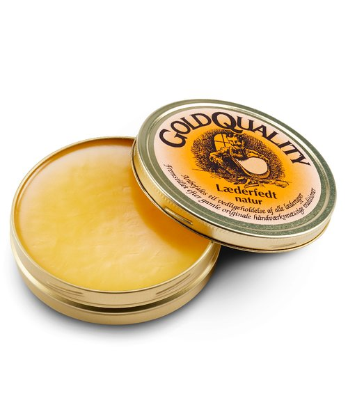 Gold Quality leather grease, 190 ml, Neutral