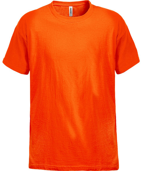 Fristads Acode Heavy T-shirt, 100% bomull, Orange