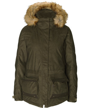 Seeland North women's jacket, Pine Green
