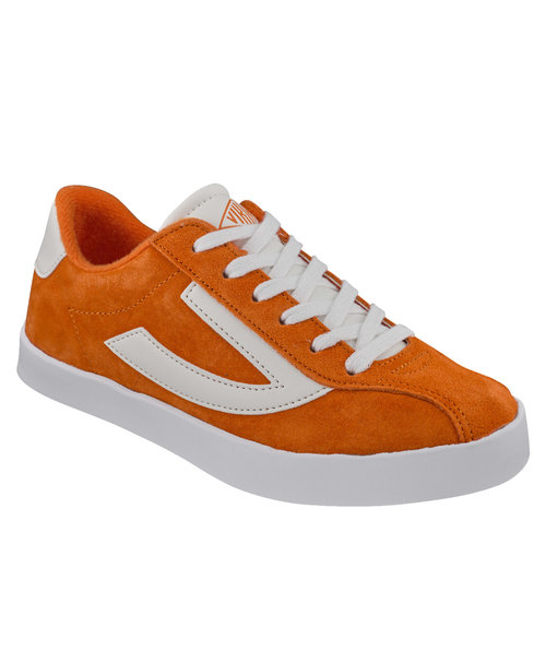 Viking Retro Trim Jr sneakers, Terracotta/Eggshell