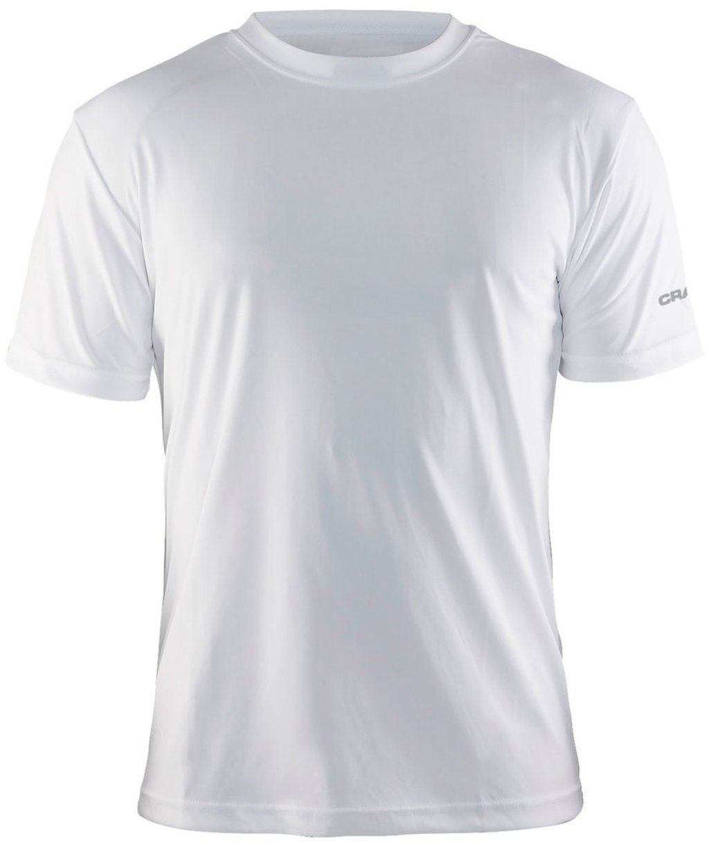 Craft T-shirt, White