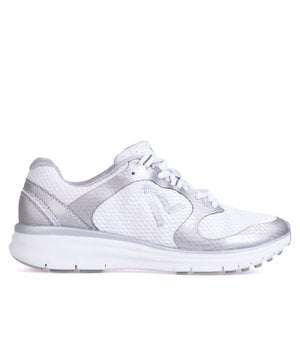 Vionic Elation 1.0 women's sneakers, White/Silver