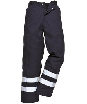 Portwest Ballistic service trousers, Black