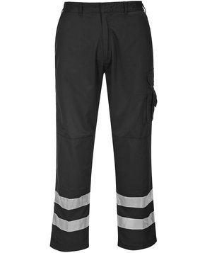 Portwest Iona work trousers, Black