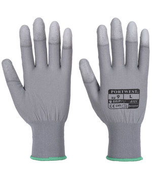 Portwest Fingertip assembly gloves, Grey