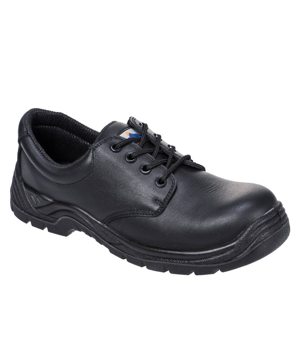Portwest Compositelite Thor safety shoes S3, Black
