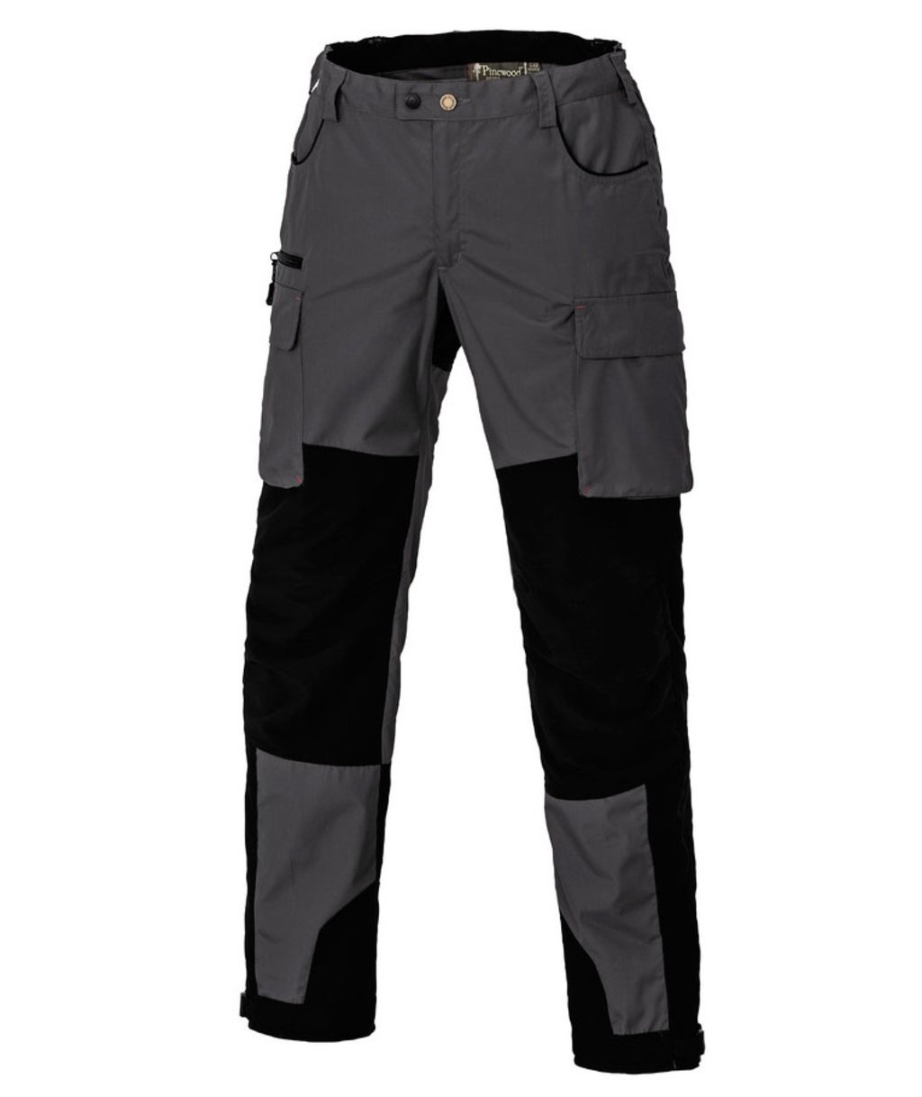 Pinewood Dog Sports Extreme trousers, Dark Grey/Black