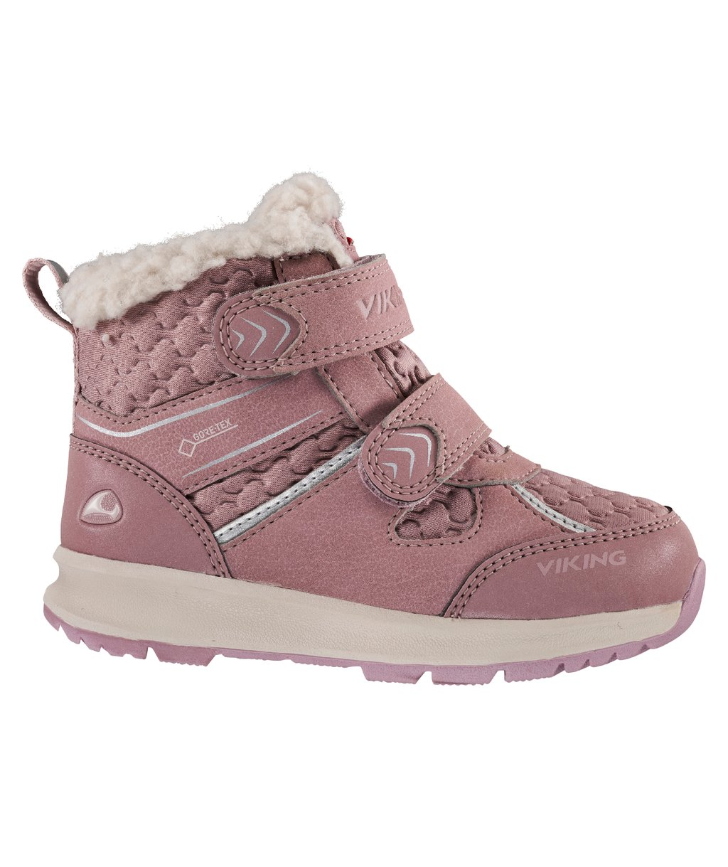 Viking Sophie R GTX Winterstiefel für Kinder, Dusty Pink