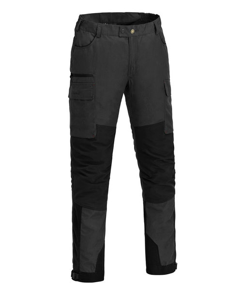 Pinewood Dog Sports Extreme trousers, Dark Anthracite/Black