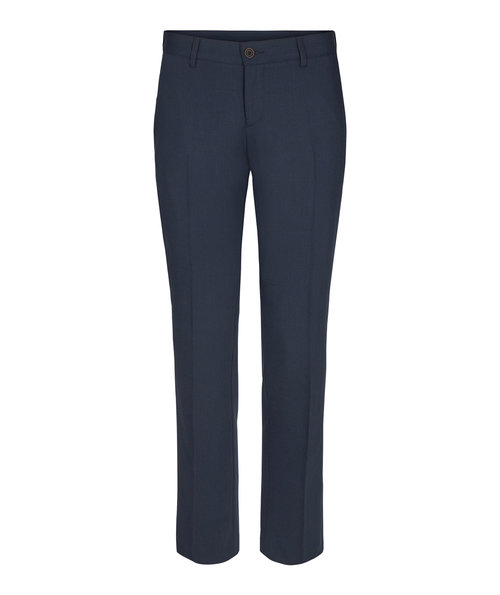 Sunwill Regular fit women's trousers, Blue