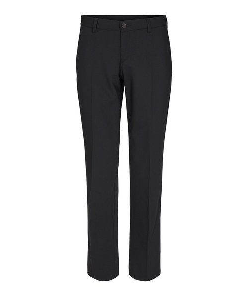 Sunwill Regular fit women's trousers, Black