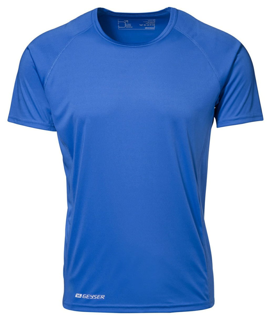 GEYSER Tränings T-shirt Man Active, Royal Blue