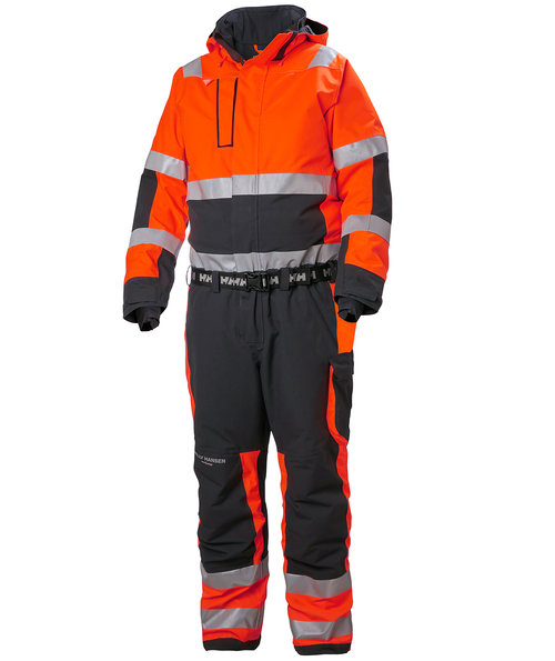 Helly Hansen WW Alna 2.0 coverall, Hi-Vis Orange/Charcoal