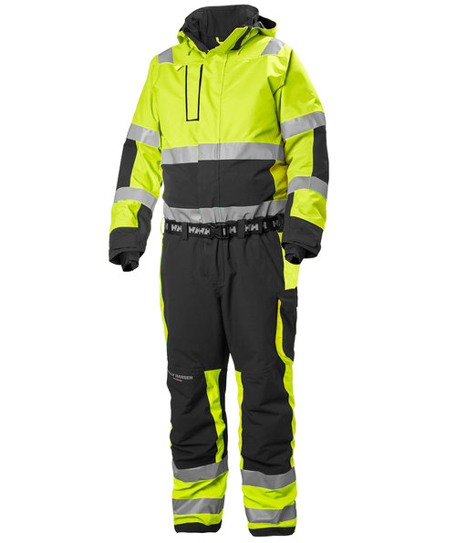Helly Hansen WW Alna 2.0 coverall, Hi-Vis Yellow/Charcoal