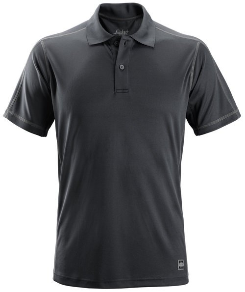 Snickers A.V.S. Poloshirt, Anthrazit