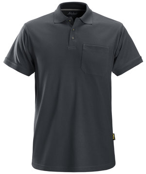 Snickers Polo shirt, Charcoal