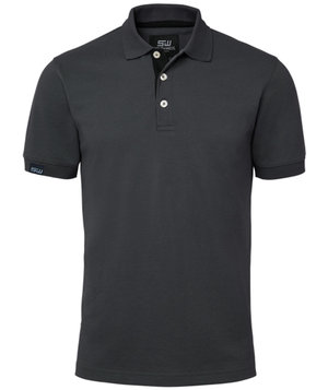 South West Weston polo T-shirt, Dark Grey