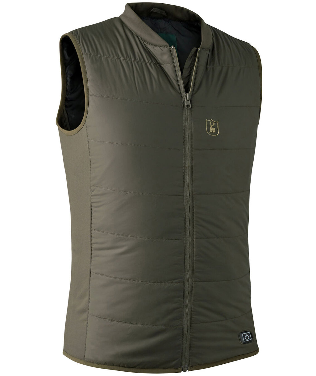 Deerhunter Heat innervest, Deep Green