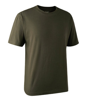 Deerhunter Swindon T-shirt, Bark Green