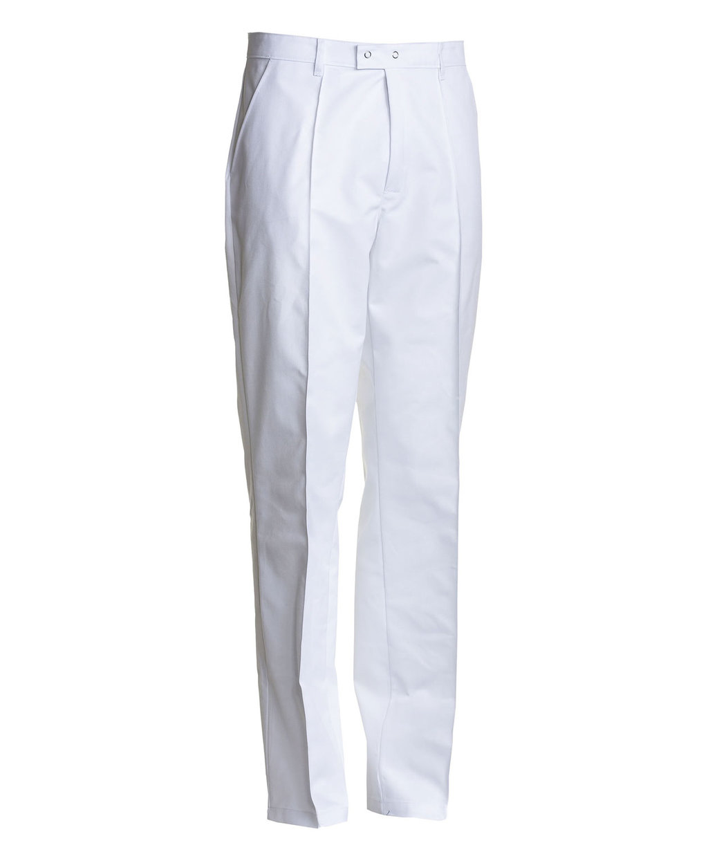 Nybo Workwear Club Classic trousers, extra long, White