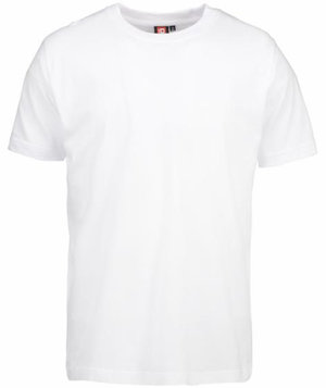 ID Game T-shirt, 100% cotton, White