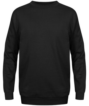 WestBorn stretch sweatshirt, Sort
