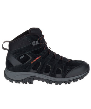 Merrell Phoenix 2 Mid Thermo WP hiking bootees, Black