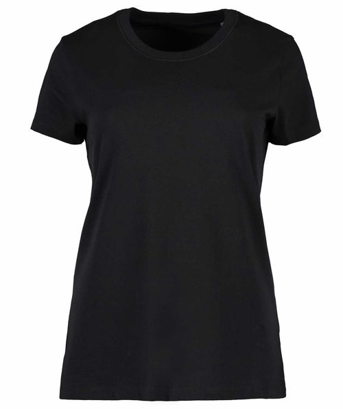 ID organic women's T-shirt, Black