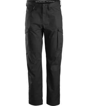 Snickers service trousers, Black
