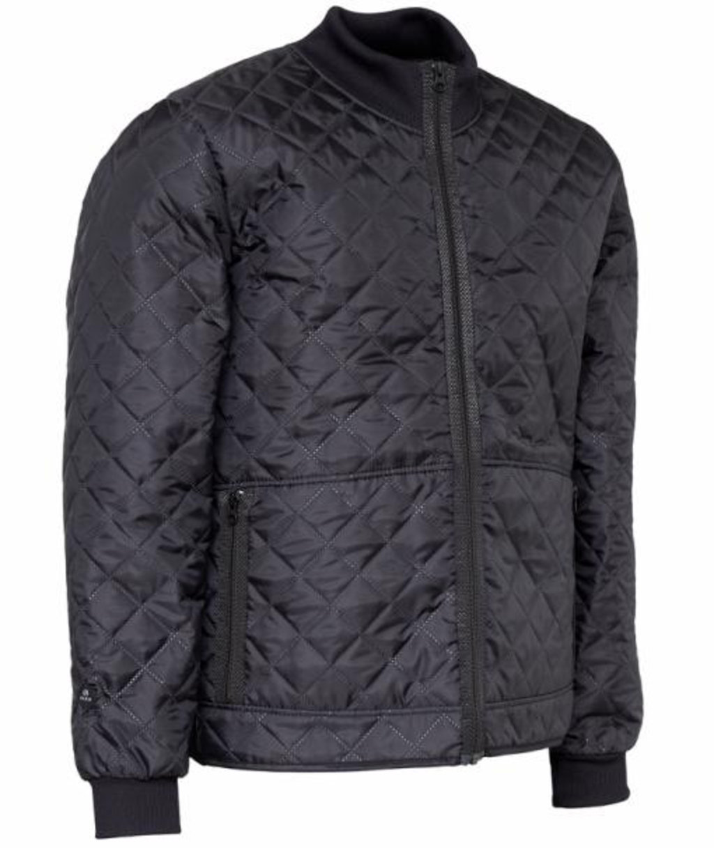 Elka thermal jacket, Black
