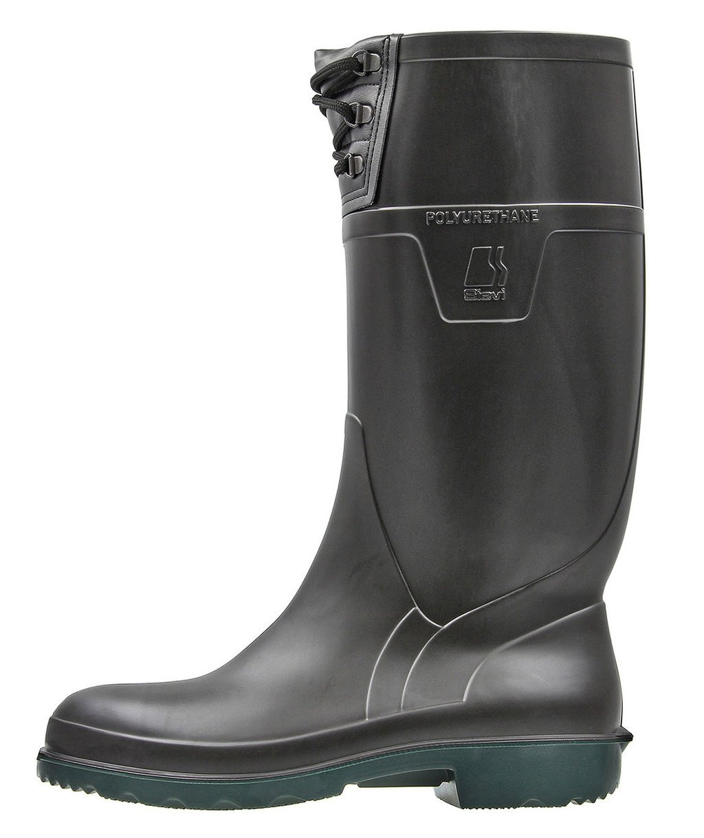 Sievi Light Boot Black skyddsgummistövlar S5, Svart